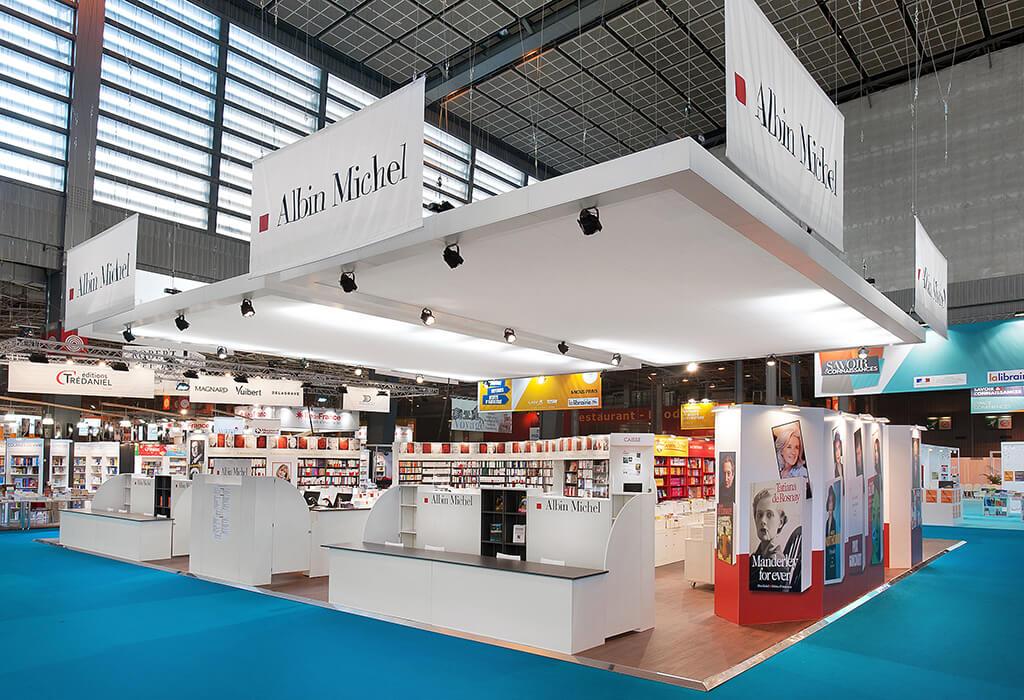 Albin michel salon du livre evenexpo for Salon europropre