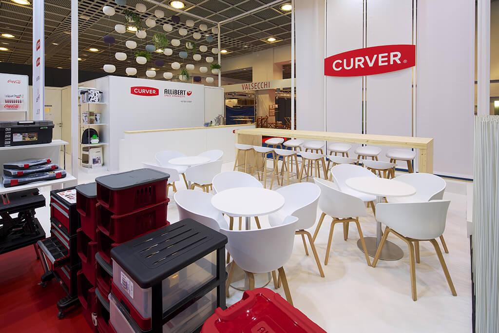 Curver salon ambiente francfort evenexpo for Francfort salon